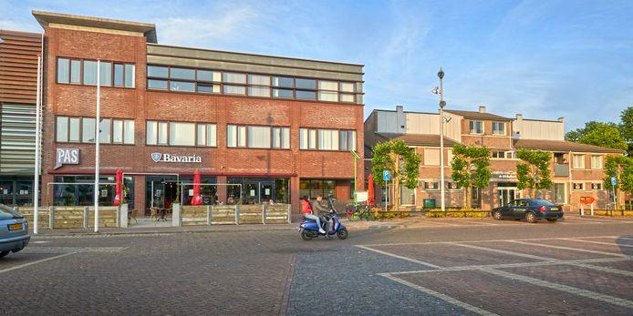 De Pas en de bibliotheek in Heesch.