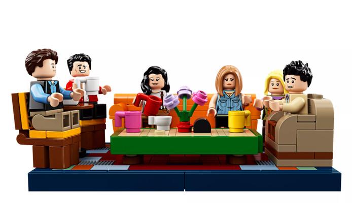 De nieuwe LEGO ter ere van het 25-jarig jubileum van Friends