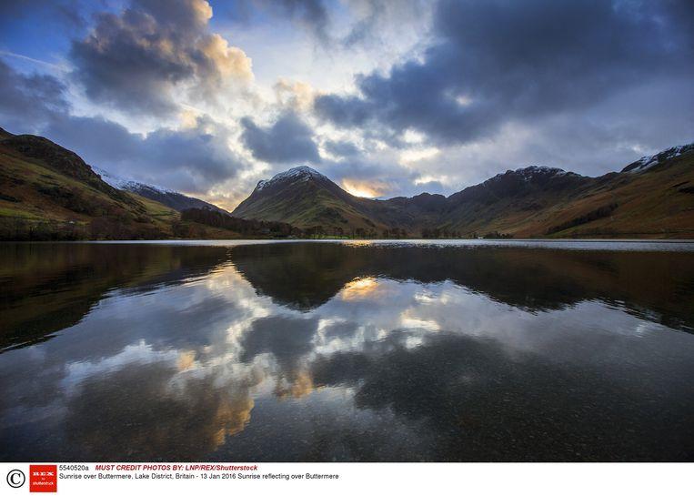 Landschap: Lake District. 'Een godsgeschenk' Beeld Andrew MC Caren / HH