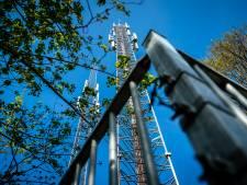 Verdachte aangehouden voor brand zendmast in Maasbree