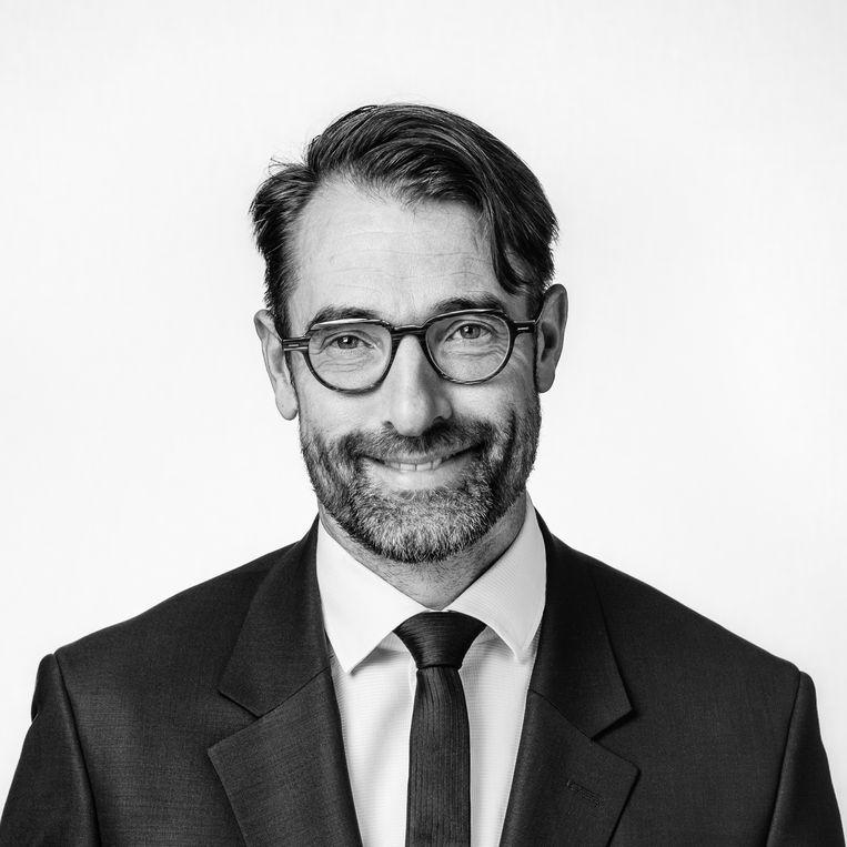 Hans Stegeman, hoofd onderzoek & beleggingsstrategie bij Triodos Investment Management. Beeld Onno Roozen