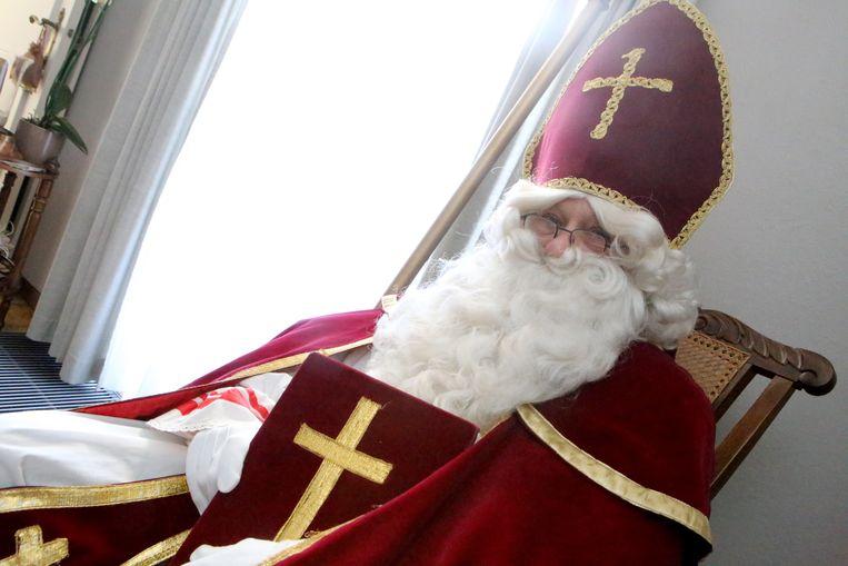 Raymond Paessens was 35 jaar lang de helpende hand van Sinterklaas.