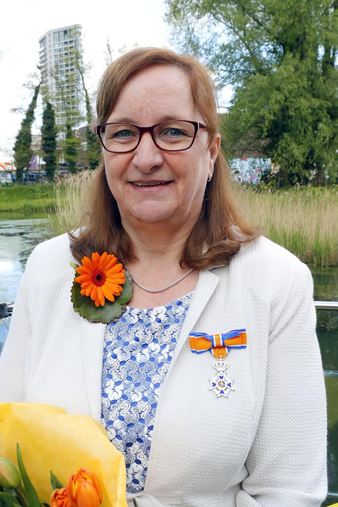 Petra Goudsmits-van Lieshout.