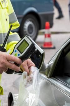Dronken Vlaardingse snelheidsduivel rijdt met 184 km/u over snelweg
