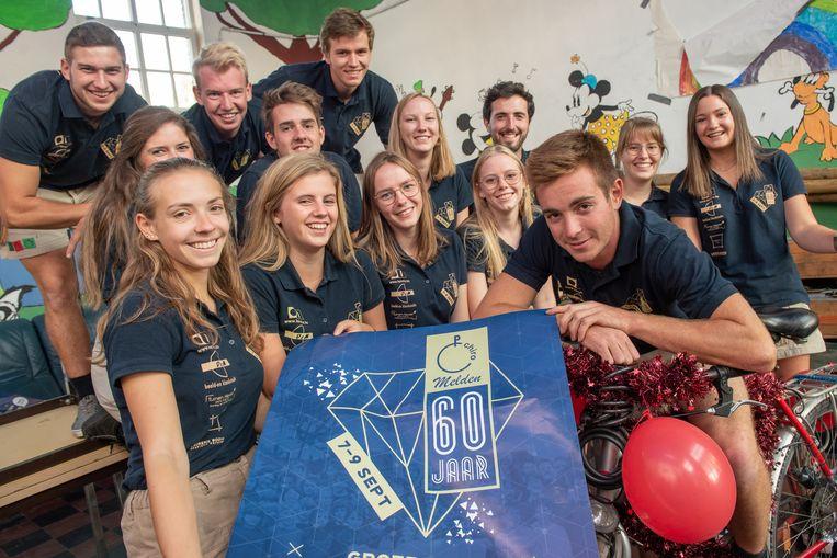 De jeugdvereniging vier haar 60ste verjaardag met een rijkelijk gevuld weekend.