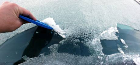 Morgen code geel: problemen verwacht door sneeuw