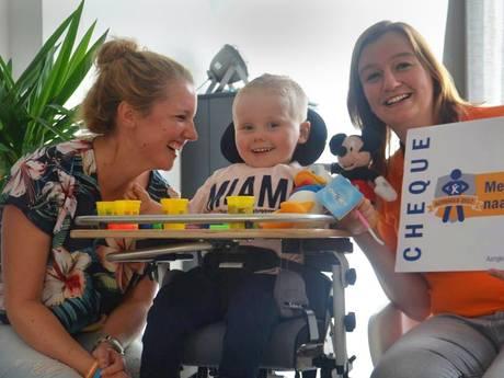Dordtse Syb (3) is Actieheld van 2017 voor Beatrix Spierfonds