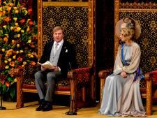 De volledige troonrede: 'Meer mensen moeten merken dat het beter gaat'
