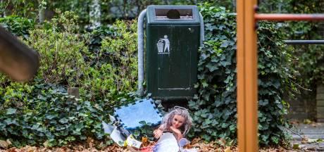 'Afvalbakken bijplaatsen is een optie'