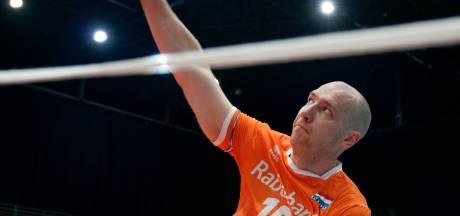 Wouter ter Maat uit Rijssen: van vrachtwagenmonteur tot volleybalprof