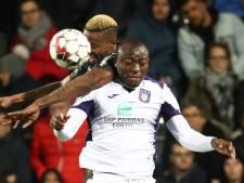 Anderlecht komt in tweede duel onder Vercauteren niet verder dan gelijkspel tegen Eupen