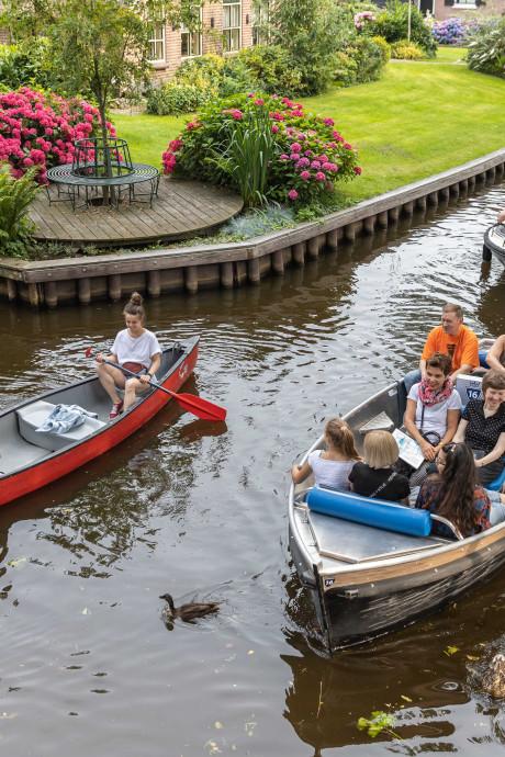 Geen 'Amsterdams model' voor Giethoornse verhuurbootvergunningen