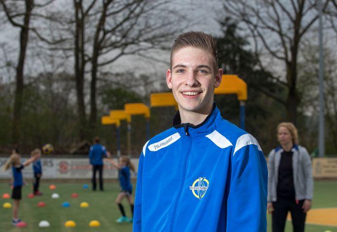 Jeffrey van Huenen speelt volgend seizoen in het groenwit van DVO.