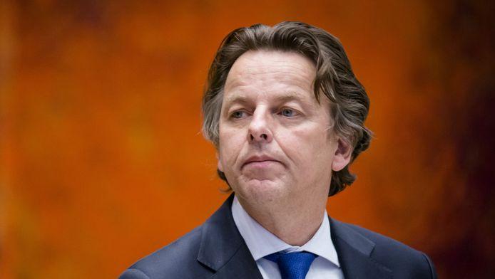 Bert Koenders, minister van Buitenlandse Zaken
