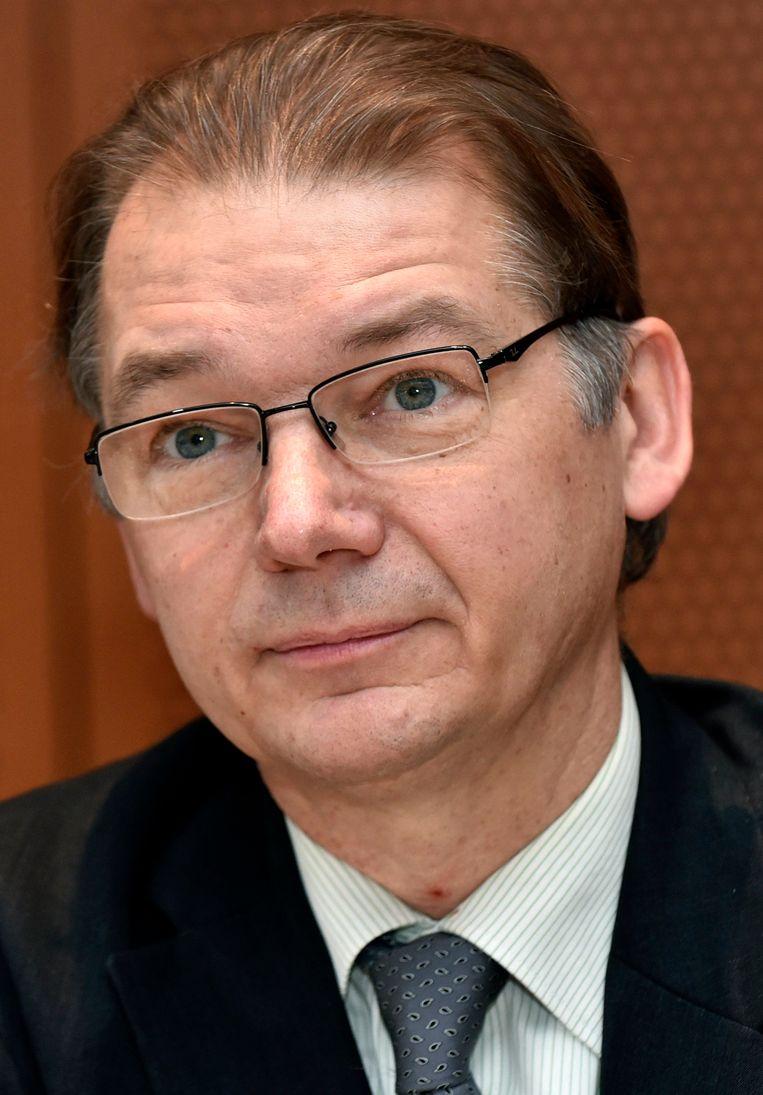 Philippe Lamberts.