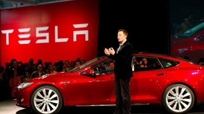 Tesla verdacht van gesjoemel met productiecijfers