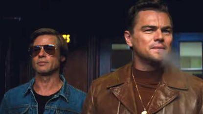 TRAILER. Brad Pitt en Leonardo DiCaprio staan oog in oog met Charles Manson in 'Once Upon A Time In Hollywood'