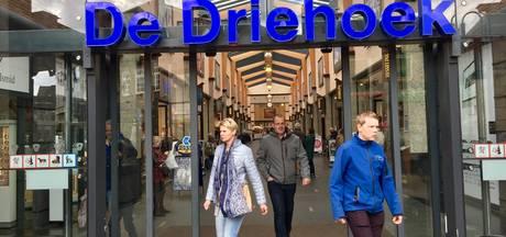 Oldenzaals winkelcentrum De Driehoek in andere handen
