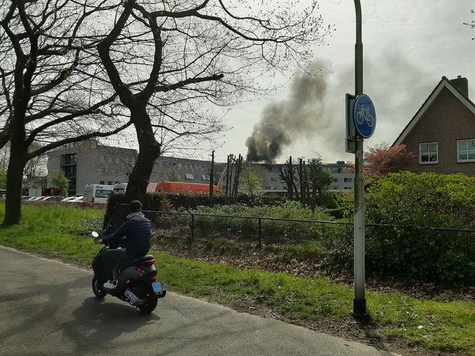 Brand in woonzorgcentrum Reyshoeve - De Wever