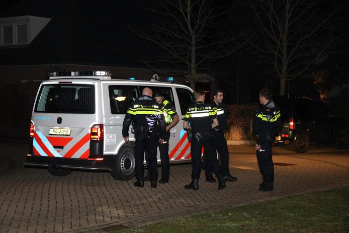 Verdachte van beroving in Uden aangehouden.