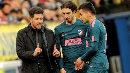 Twee coronabesmettingen bij Atlético, maar CL-kwartfinale tegen Leipzig gaat gewoon door