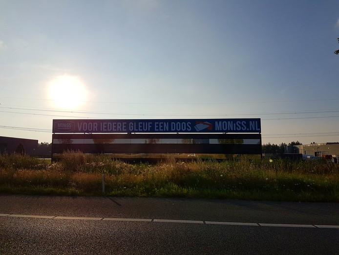 Moniss verpakkingen uit Lelystad is doorgedrongen tot de top 10 in de verkiezing van 'Slechtste slogan 2017'.
