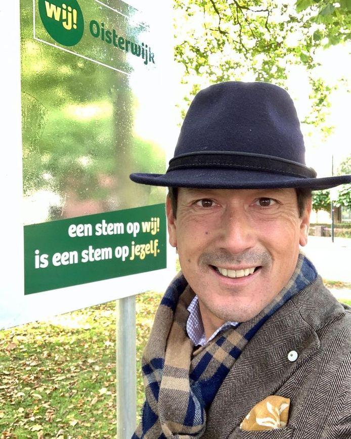 Kim Tjoa, nummer 2 op de kieslijst van WIJ! Oisterwijk