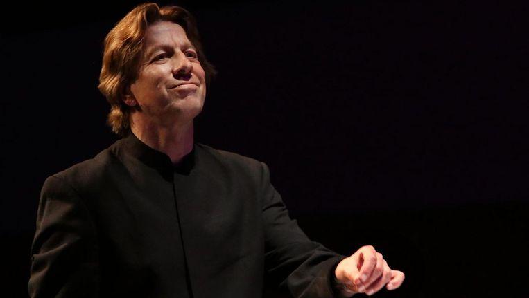 Ernst van Tiel heeft vijftien films op zijn repertoire staan. Beeld  Dariusz Kula
