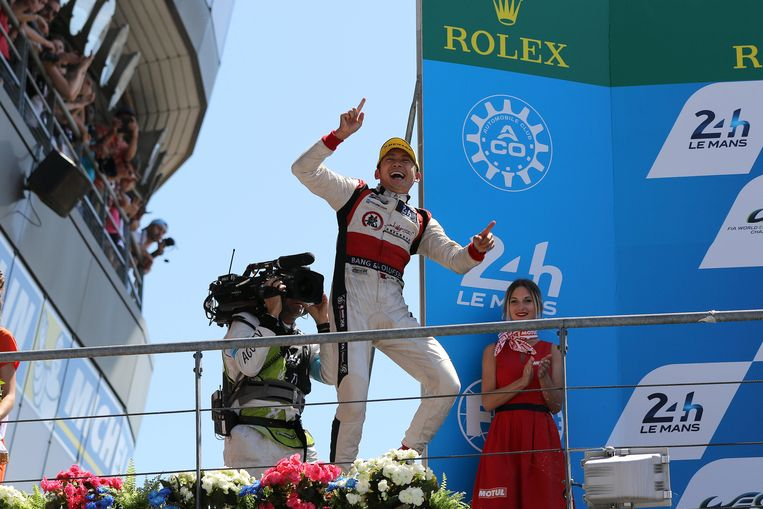 Ho-Pin Tung won vorig jaar de 24 uur van Le Mans won in de LMP2-klasse. Beeld null