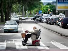 Opfriscursus in Helmond voor scootmobielrijders