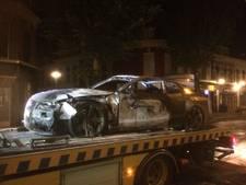 Uitgebrande Audi Lombok blijkt gestolen