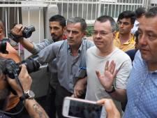Overleg Turkije en VS over predikant