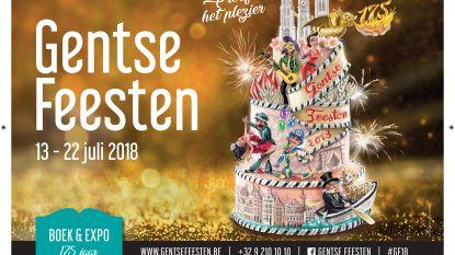 """175e editie Gentse Feesten opent met spektakel """"onder hoogspanning"""""""