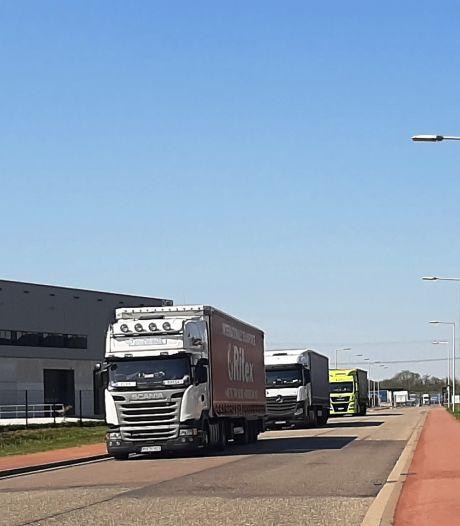 Eindelijk oplossing  voor pittende truckers