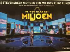 Stevensbeek wint, maar niet één miljoen euro in spelshow De Weg naar het Miljoen