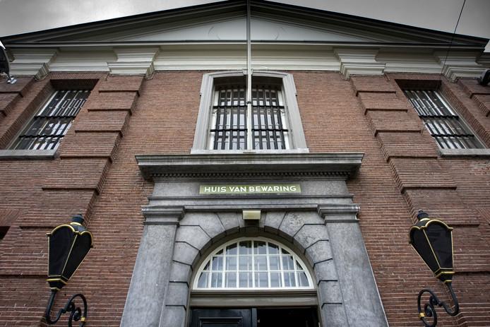 Het Bossche Huis van Bewaring aan de Sint Jorisstraat.