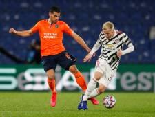 Basaksehir stunt tegen United van Fosu-Mensah en Van de Beek, Zenit en Lazio spelen gelijk