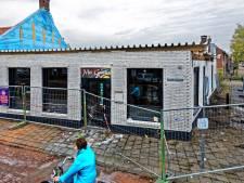 Herbouw afgebrand restaurant Me Gusta in Oosterhout begint in februari