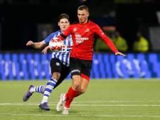 Gewilde Thomassen blijft vooralsnog bij Helmond Sport: 'Geen sprake van een vertrek'