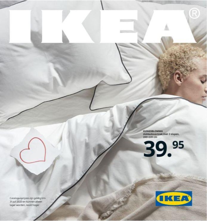 De catalogus van Ikea.