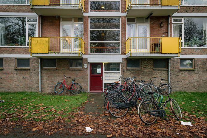 De eerste lief-en-leedstraten komen in de wijk Overvecht