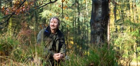 John Sips 40 jaar boswachter: 'Een boom is soms net een mens'