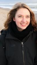 Verkeerspsychologe Kirsten van Merwijk van verkeersadviesbureau XTNT.