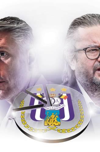 Impasse dreigt op Anderlecht: kapitaalsverhoging of niet? Coucke zal zijn bijdrage leveren