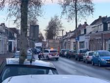 Vrouw gewond bij ongeval met twee auto's in Bergen op Zoom