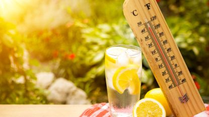 Vandaag is de tweede warmste aprildag ooit