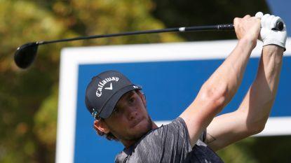 Pieters zakt naar dertiende plaats in Dubai, Detry komt top 20 binnen