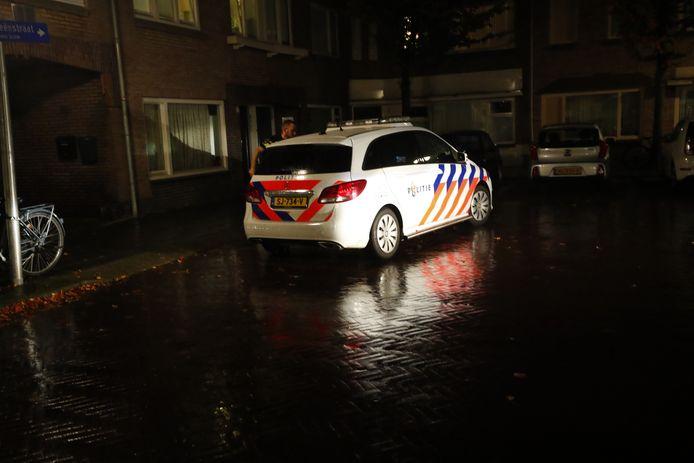 Overval op woning in de Orchideeënstraat in Eindhoven.