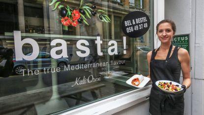 """Griekse souvlaki-bar is uniek in onze regio: """"Mals vlees met typisch gegrilde barbecuesmaak"""""""