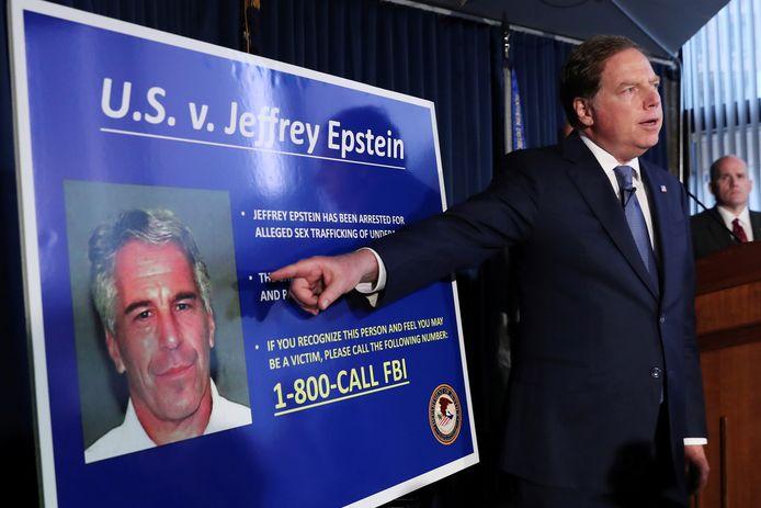 Het Openbaar Ministerie in de VS doet onderzoek naar de banden tussen wijlen Jeffrey Epstein en Deutsche Bank.